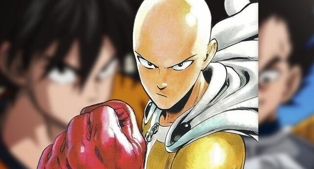 Dragon Ball Z : Autor de One Punch Man dibuja a Goku y Vegeta con su estilo e hipnotiza a los fans