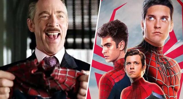 Spider-man 3 : JK Simmons también vuelve para un rol más importante y nos embarga la nostalgia