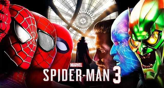 Scorpion, Kraven, Vulture, y Venom podrían aparecer en Spider-Man 3.