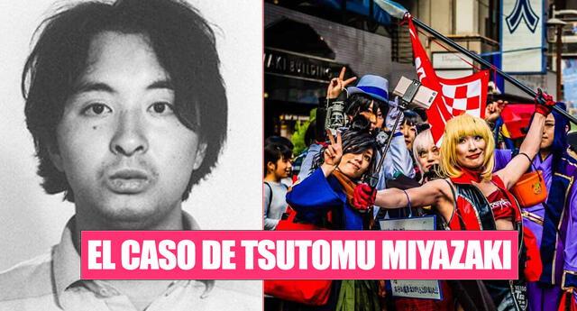 Tsutomu Miyazaki, el asesino en serie 'otaku' de Japón.