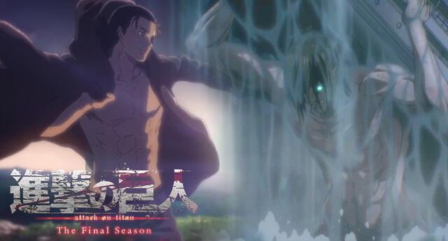 El doblaje latino de Shingeki no Kyojin Temporada Final llega en unos días