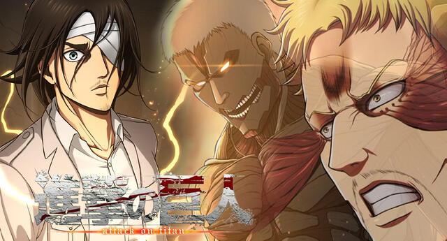 Shingeki no Kyojin: Autor desea que amen a los nuevos protagonistas tanto como a Eren y Mikasa