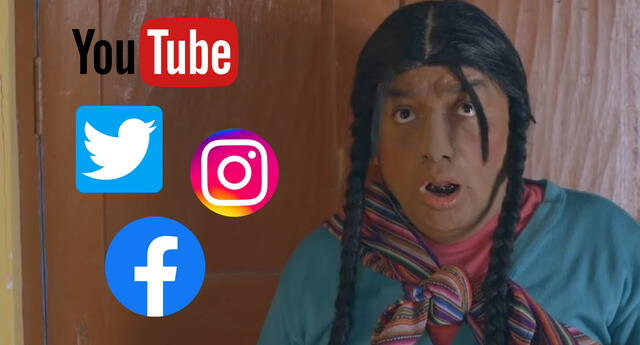 La Paisana Jacinta, tanto programa como personaje, también desaparecerá oficialmente de plataformas digitales en Internet como YouTube y Facebook./Fuente: Latina.
