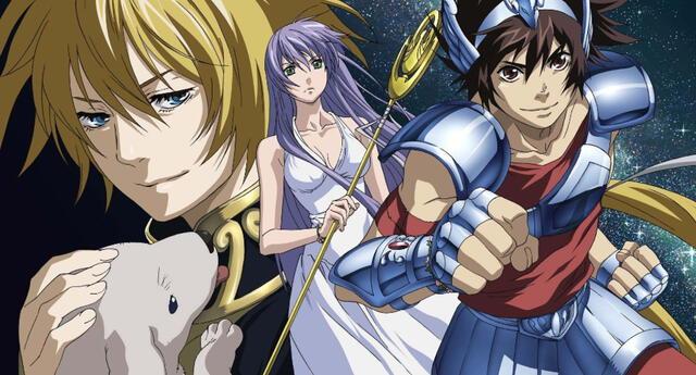 Saint Seiya Lost Canvas regresa con nuevo capítulo y los fans están felices