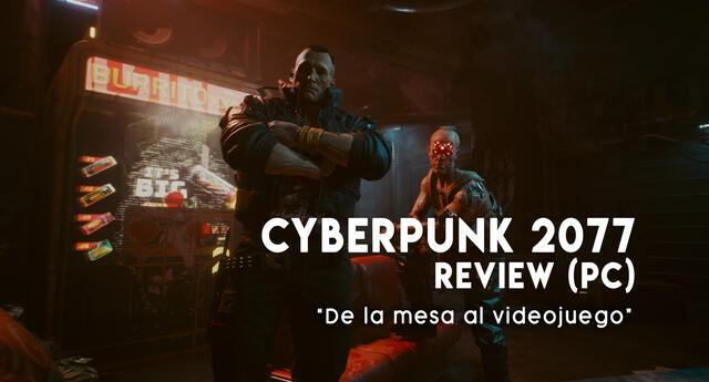 Seiyi Kohayagawa logró probar la versión de PC de Cyberpunk 2077 y este es su análisis.