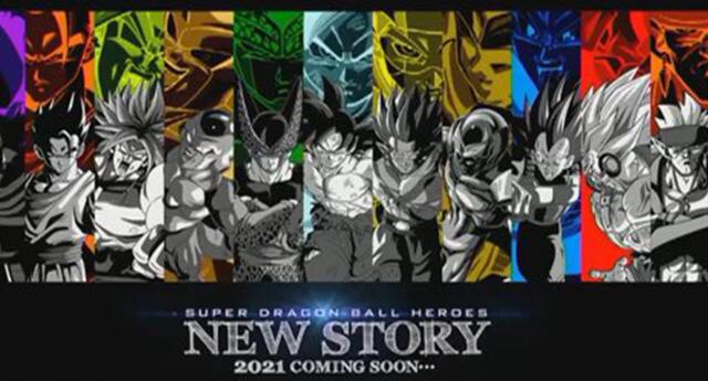 Se revelan los nuevos villanos para la nueva saga del anime de Super Dragon Ball H