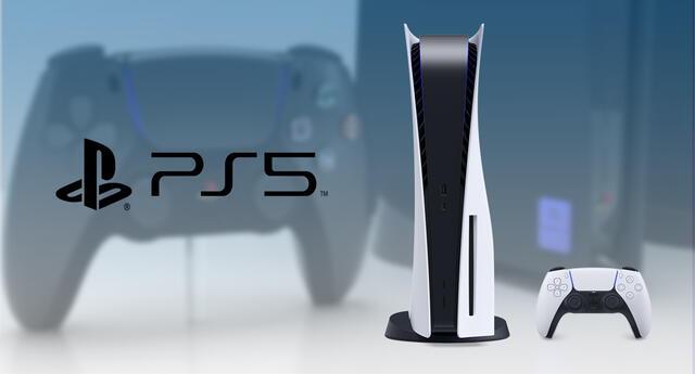 Así se vería la PS5 con un diseño muy parecido al del PS2.