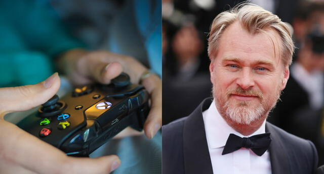 El aclamado director de cintas como The Dark Knight e Inception se ha mostrado interesado en la industria de los videojuegos y hasta la admira./Fuente: Shutterstock.
