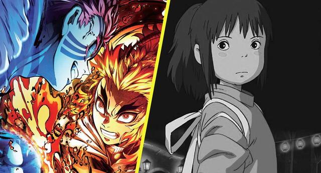 """Kimetsu no Yaiba supera a """"El viaje de Chihiro"""" y se coloca como la película más taquillera de la historia"""