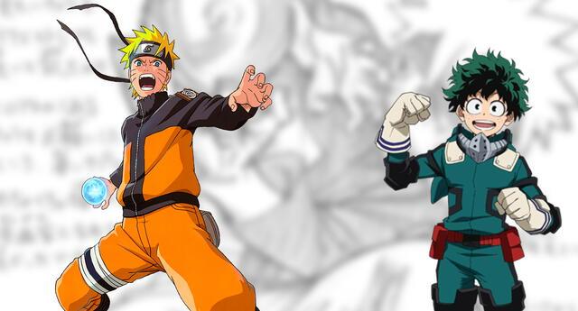 Naruto: El creador de My Hero Academia dibujó al ninja rubio con su estilo y así quedó