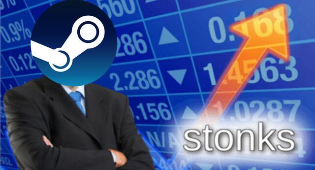 Steam, la plataforma de videojuegos en PC por excelencia, logró un registro histórico durante el pasado fin de semana, por la navidad de 2020./Fuente: Composición.