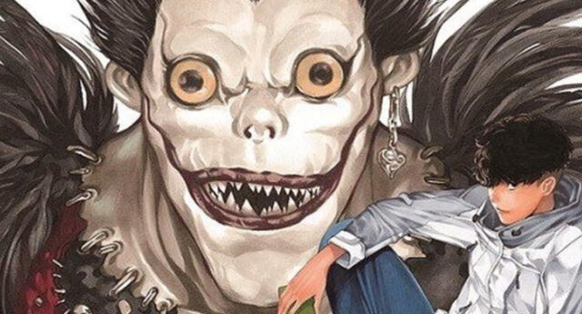 Death Note Special One-Shot fue lanzado en febrero de 2020 y continúa los eventos de la obra original con un nuevo protagonista./Fuente: Shueisha.