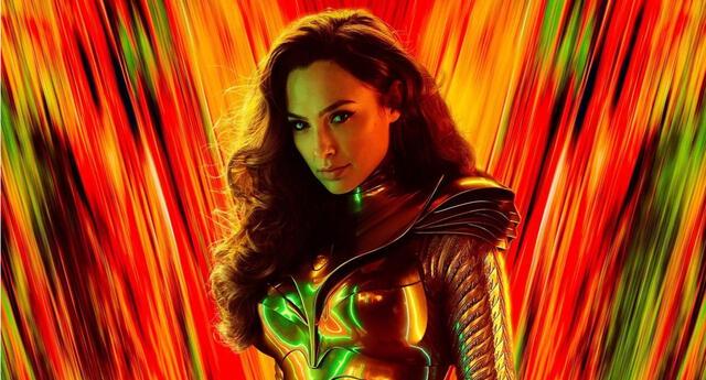 Wonder Woman 1984 es el estreno más visto en un servicio de streaming durante 2020, superando a sus competidores en Disney+./Fuente: Warner Bros.