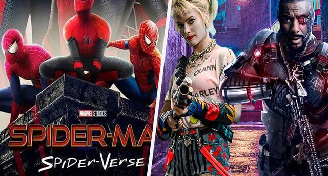 Marvel y DC: Estas son todas las películas de superhéroes para el 2021