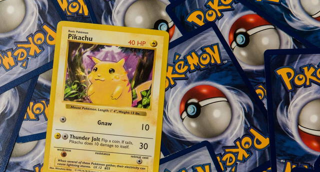 Pokémon Trading Card Game, el juego oficial de cartas intercambiables de la franquicia, ha ganado popularidad durante la pandemia del COVID-19./Fuente: Amazon.