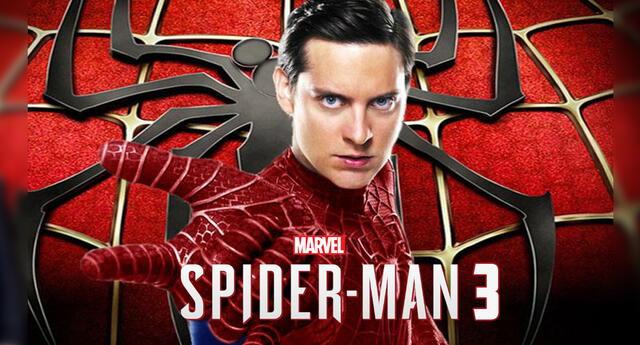 Tobey Maguire exige millonaria suma y más tiempo en pantallas para Spider-Man 3.