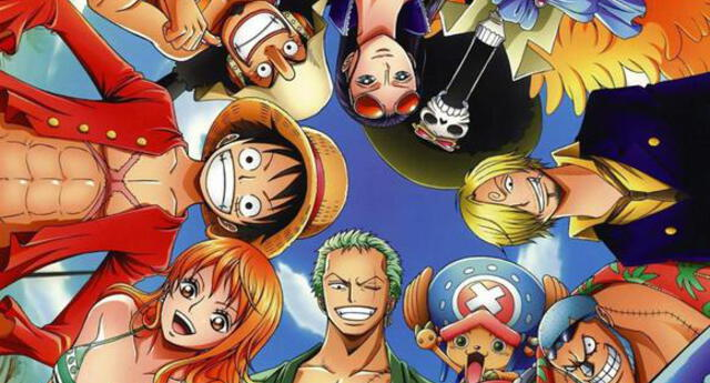 One Piece lanza una encuesta a nivel mundial para que elijas a tu personaje favorito