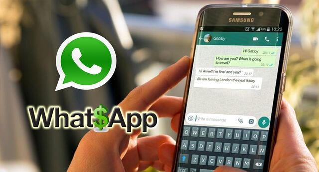 Facebook empezaría a cobrar por el uso de Whatsapp.