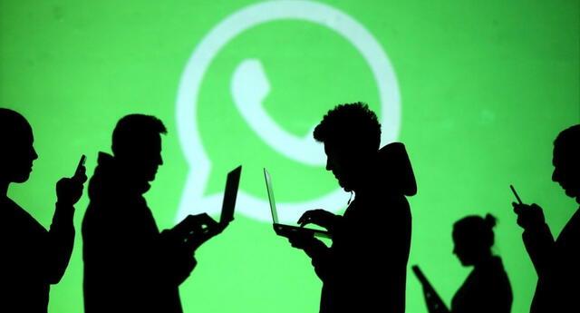 WhatsApp defiende su decisión de implementar el cambio de políticas y términos de privacidad en su aplicación./Fuente: Reuters.