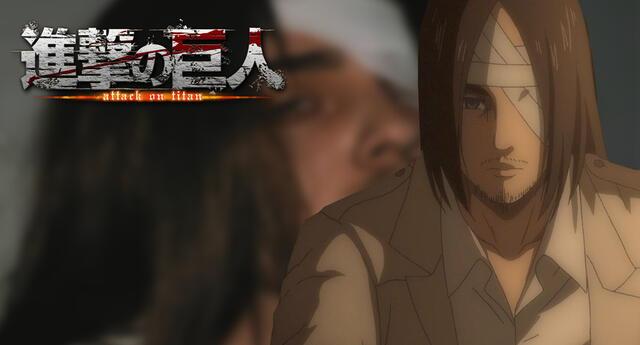 ¡Eren existe! Fan se transforma de forma perfecta en protagonista de Shingeki no Kyojin