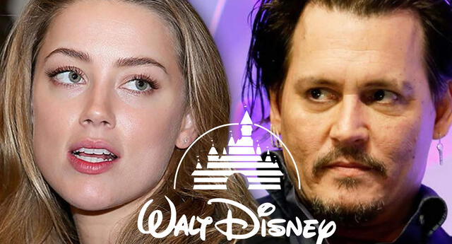 Amber Heard pide a Disney presentar pruebas en el juicio contra Johnny Depp