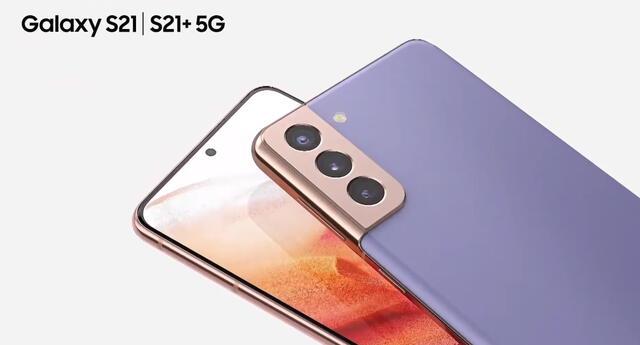 Los nuevos buques insignia de Samsung finalmente han sido presentados y prometen ser el factor clave para la supremacía de la firma surcoreana en el mercado de la telefonía móvil un año más./Fuente: Samsung.