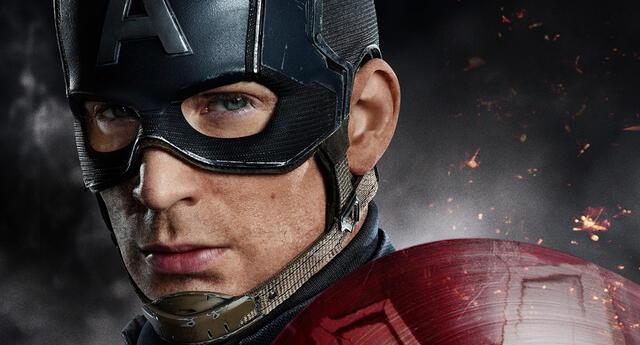 Chris Evans, actor que interpretó al Capitán América durante todas las producciones del Universo Cinematográfico de Marvel, estaría en negociaciones para volver a portar el traje y el escudo del superhéroe./Fuente: Marvel Studios.