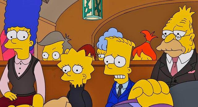 David Richardson, escritor de Los Simpson fallece a los 65 años.