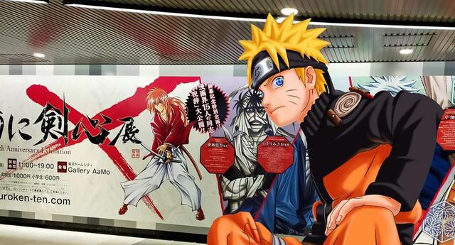 Critican a creadores de Naruto y One Piece por tributo al autor de Samurai X, pese a escándalo
