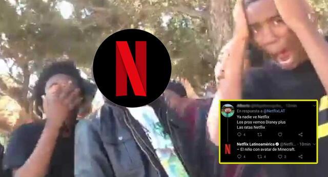 "Netflix Latinoamérica trolea a usuario que dijo que ""ya nadie ve Netflix"""