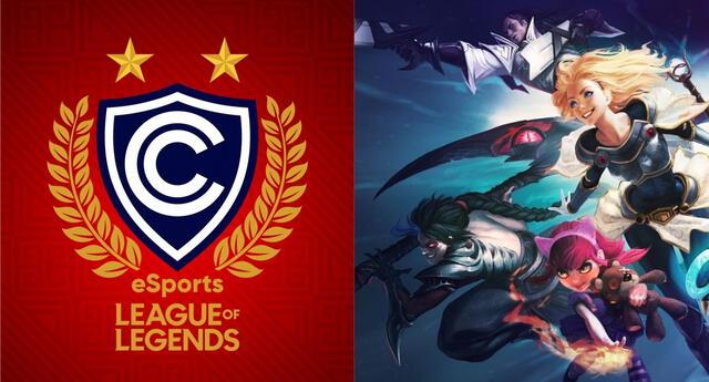 Cienciano Esports se prepara para llevarse la LVP 2021 con su nueva y flamante escuadra de League of Legends./Fuente: Composición.
