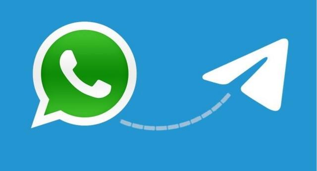 Telegram finalmente incorpora la importación oficial de chats desde WhatsApp a su plataforma con su versión 7.4./Fuente: Betech.