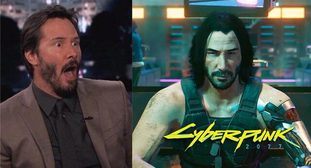 Hasta aquí pueden escucharse los gritos de 'eso no estaba en mi contrato' de Keanu Reeves./Fuente: Composición.