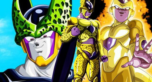Dragon Ball: ¿Cell puede transformarse Golden por tener células de Freezer?