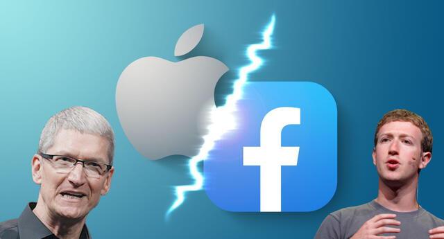 Dos de las gigantes tecnológicas más importantes del mundo se enfrentarían en una disputa legal por prácticas monopólicas./Fuente: Composición.