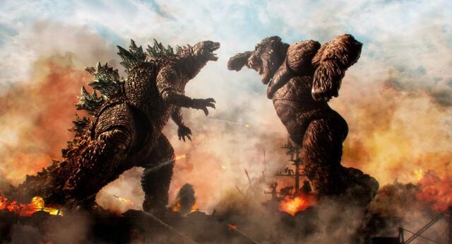 Las nuevas figuras de una colección de Bandai contienen una pista sobre quién sería el vencedor de la batalla entre Godzilla y King Kong./Fuente: Bandai.