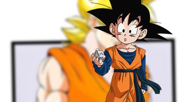 Dragon Ball Super: Así se vería Goten adulto en el futuro de la serie anime