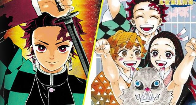 ¡Lo que todos los fans esperaban! Kimetsu no Yaiba regresa con tres nuevos capítulos