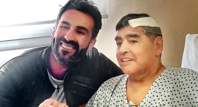 Audios de Leopoldo Luque, médico de Maradona genera polémica en redes.
