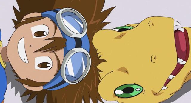 Digimon: Actor de la serie recibe la vacuna contra el covid-19 a los 101 años y da esperanza a los fans