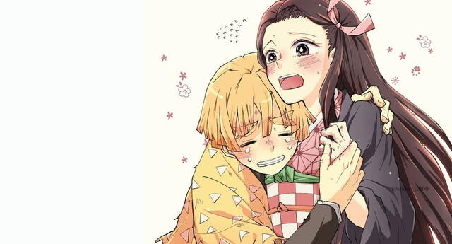 Kimetsu no Yaiba: Nuevo capítulo revela cómo Zenitsu enamoró a Nezuko