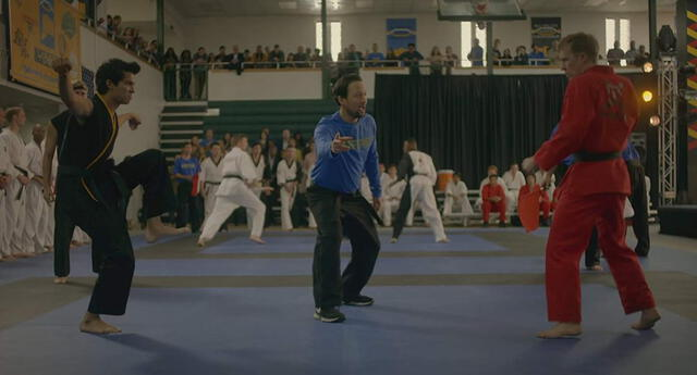 Cobra Kai: Experto en Karate asegura que la serie tiene muchos errores importantes