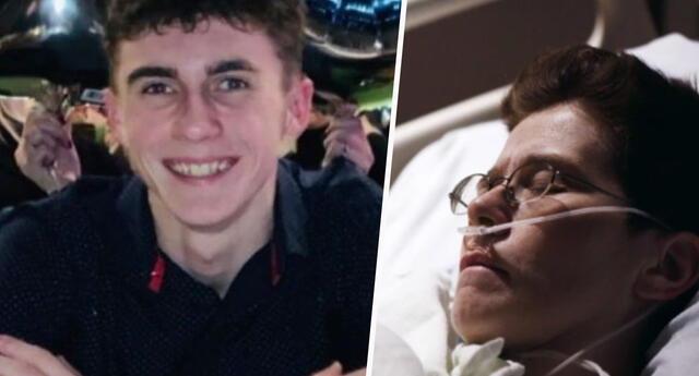 Viral: Joven despierta del coma sin saber que estamos en pandemia y familia no sabe qué hacer