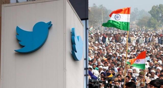 Twitter se encuentra en una decisión delicada ante las demandas del Gobierno de India por las criticas contra las nuevas leyes agrícolas que abundan en su plataforma./Fuente: Getty Images.
