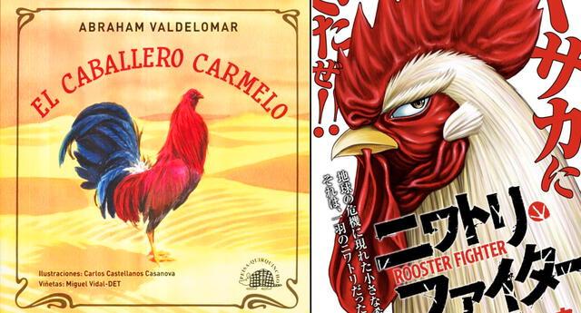Rooster Fighter realiza crossover con 'El caballero Carmelo'