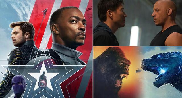 Durante el Super Bowl 2021 se presentaron nuevos tráilers de diversas películas.