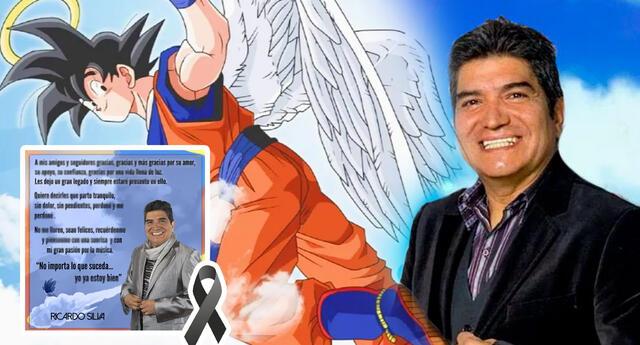 """Dragon Ball: El mensaje de despedida de Ricardo Silva a sus fans """"No importa lo que suceda, yo ya estoy bien"""""""
