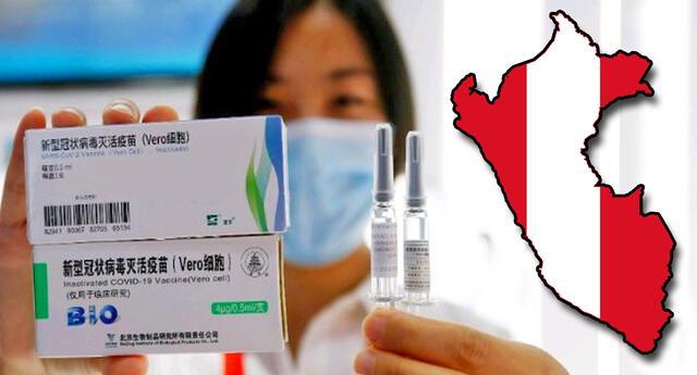 ¿Por qué Perú es el único país latino que posee la vacuna Sinopharm?