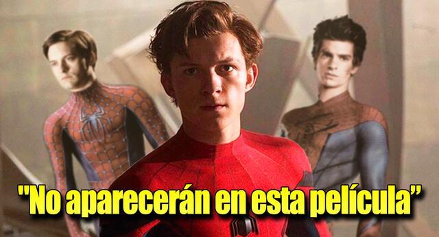 Tobey Maguire y Andrew Garfield no estarán en Spider-Man 3.