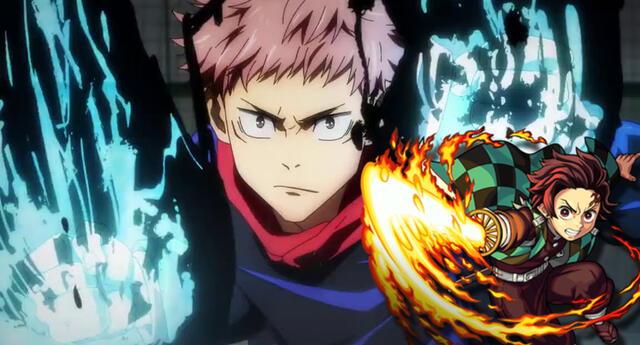 Jujutsu Kaisen es el próximo gran shonen ¿superará a Kimetsu no Yaiba?